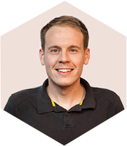 Ben Edwards, Business Development Director